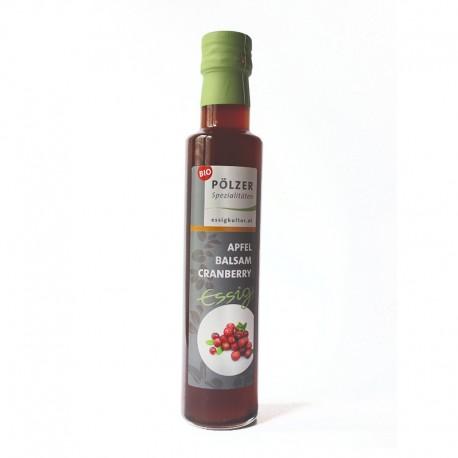 Apfel Balsam Cranberry Essig