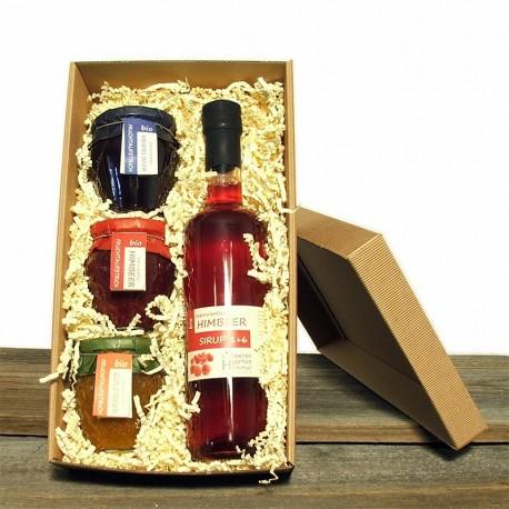 Box Sirup + Marmelade