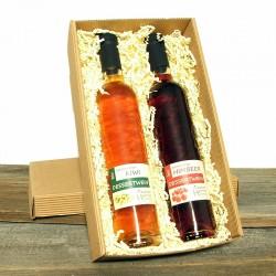 Geschenkbox Dessertwein