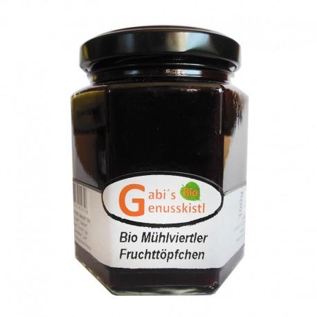Bio Mühlviertler Fruchttöpfchen