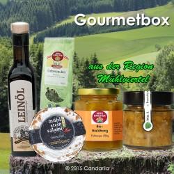 Gourmetbox aus der Bio Region Mühlviertel