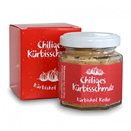 Chiliges Kürbisschmalz - Steiermark by Candarila