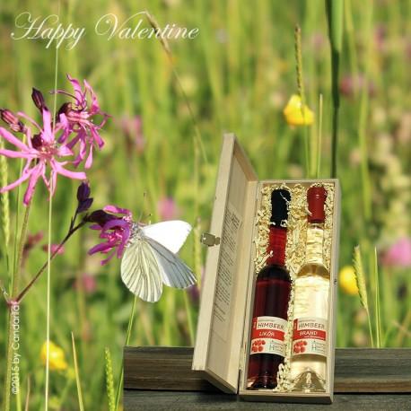Weinviertler-Biohimbeer--Likör-Brand by Candarila