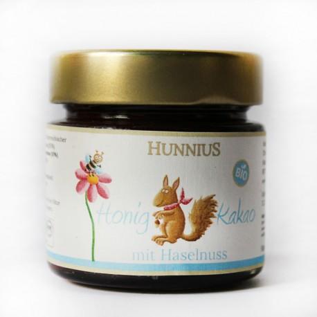 Bio Honig Kakao mit Haselnuss aus der Steiermark by Candarila