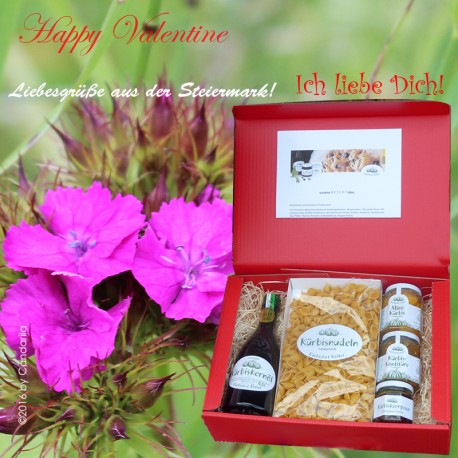Valentinsgenussbox - Steiermark by Candarila