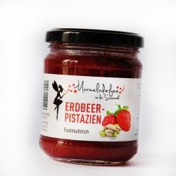 Marmelade Erdbeer Pistazien aus der Steiermark - by Candarila