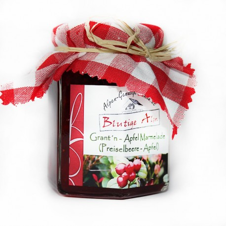 Grant`n Apfel Marmelade Blutige Alm/Kärnten by Candarila