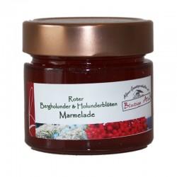 Bergholunder & Holunderblüten Marmelade - Blutige Alm/Kärnten by Candarila