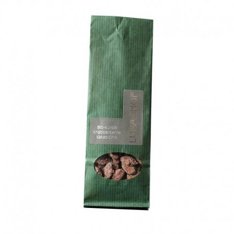 Bio Knabberkerne Kakao-Chili by Candarila