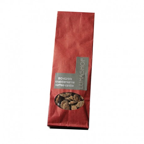 Bio Knabberkerne Kaffee-Vanille by Candarila