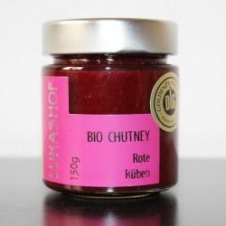 Bio Chutney rote Rüben aus der Weststeiermark by Candarila