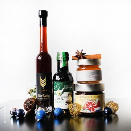 Weihnachtsgeschenk aus Tirol, Salzburg, Steiermark - by Candarila