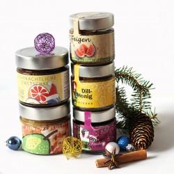 Süss-saures Weihnachtsgeschenk by Candarila