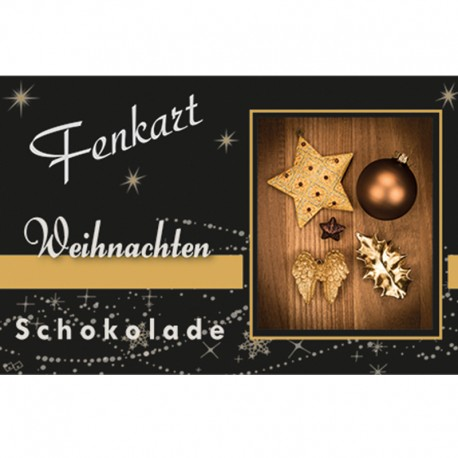 Weihnachten Schokoladen by Candarila
