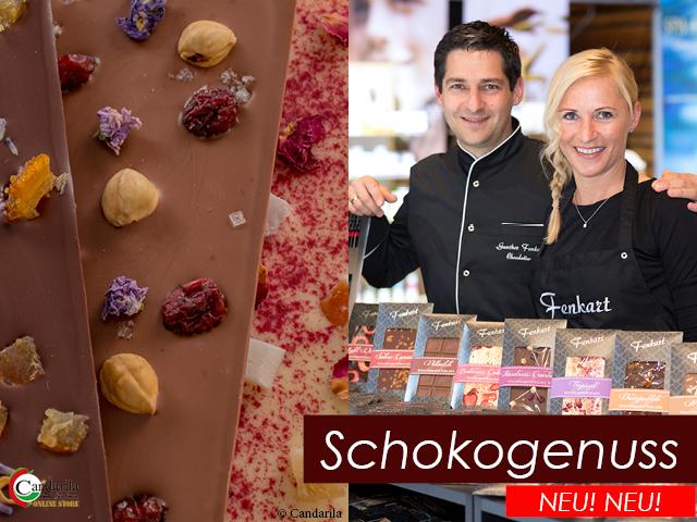 Schokoladengenuss Fenkart by Candarila