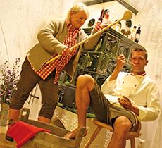 Alpen Genussprodukte Blutige Alm - Candarila