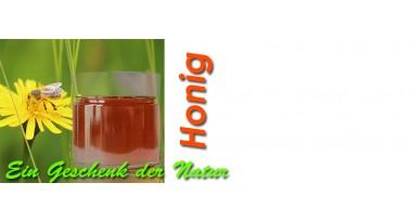 Honig - ein Geschenk der Natur