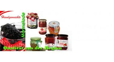 Handgemachte Marmeladen und Konfitüren aus Österreich